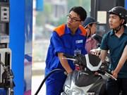 Le prix de l'essence en baisse de près de 1.200 dôngs le litre