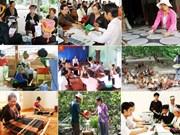 Le Vietnam est un exemple dans l'éradication de la pauvreté