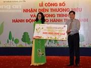 Ho Chi Minh-Ville agit pour protéger l'environnement