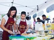 Fête de la gastronomie vietnamienne en R. tchèque