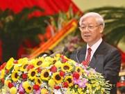 Prochaine visite au Japon du Secrétaire général du PCV