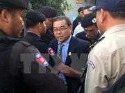Le PM cambodgien soutient l'arrestation d'un sénateur de l'opposition
