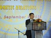 Vietnam-Indonésie : 60 ans de relations de coopération et de développement