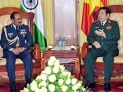 Vietnam et Inde intensifient la coopération bilatérale dans la défense