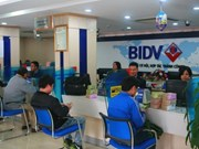 BIDV, meilleure banque du Vietnam de 2015