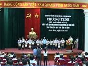 La R. de Corée soutient des élèves démunis de Ninh Binh