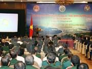 Ouverture de la conférence sur la médecine militaire de l'Asie-Pacifique 2015