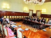 Partage d'expériences Vietnam-Italie dans l'inspection du gouvernement