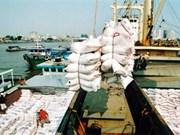 Recul des exportations nationales de riz