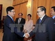 Vietnam et Philippines renforcent leur coopération dans la diplomatie