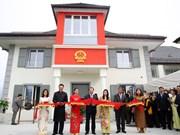Inauguration du siège de la Mission permanente du Vietnam à Genève