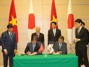La presse japonaise salue la visite du leader du PCV