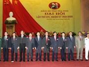 Le chef de l'État au 16e Congrès du PCV pour Hoa Binh