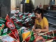 Nam Dinh, haut-lieu de la fabrication des lanternes étoilées
