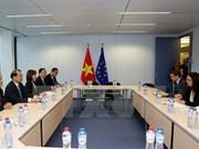 L'UE souhaite coopérer davantage avec le Vietnam