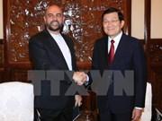 Le Vietnam prend en haute estime ses relations avec l'Iran