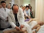 Colloque sur l'acupuncture vietnamienne à Moscou