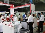 L'Exposition internationale de médecine et de pharmacie à Hô Chi Minh-Ville