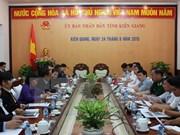 Vietnam et Thaïlande coopèrent dans la gestion de l'exploitation des produits de la mer