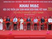 Foire-expo sur l'identification des produits vietnamiens