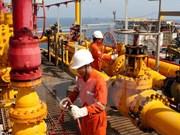 Inauguration du réseau de gazodus des gisements de Ham Rong et Thai Binh