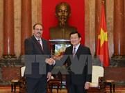 La visite du président Truong Tan Sang consolidera les liens d'amitié Vietnam-Cuba