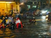 Des experts étrangers se penchent sur le problème des inondations à Hô Chi Minh-Ville