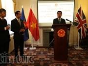 Ouverture du bureau de l'Attaché de Défense du Vietnam au Royaume-Uni