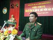 Nomination de quatre vice-ministres de la Défense