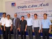 AFD: Exposition de photos sur le changement climatique à Lào Cai