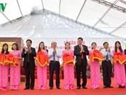 Inauguration du port de Tuan Chau à Quang Ninh