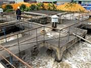 Aide sud-coréenne pour le traitement des eaux usées à An Giang