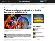 Los Angeles Times : le Vietnam a le plus à gagner à TPP