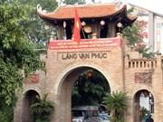 Hanoi: 1.350 milliards de dôngs pour lutter contre la pollution dans les villages de métiers