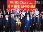 L'association d'amitié Vietnam-Azerbaïdjan voit le jour