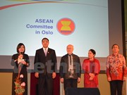 "La ""Soirée de la culture de l'ASEAN"" 2015 en Norvège"