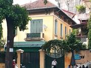 Appel au secours des anciennes villas coloniales à Hanoi
