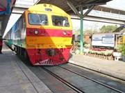 Coopération Chine-Thaïlande dans le transport ferroviaire