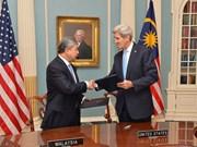 Malaisie et Etats-Unis coopèrent pour lutter contre le terrorisme