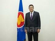 L'ASEAN nomme son nouveau secrétaire général adjoint