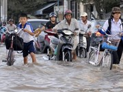 Les États-Unis aident le Vietnam à réagir aux catastrophes naturelles
