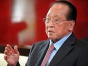 Le Cambodge souligne des défis et opportunités de la Communauté de l'ASEAN