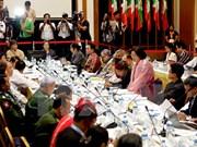 Myanmar : signature d'un cessez-le-feu