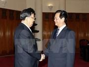 Le ministre chinois de la Sécurité d'Etat en visite au Vietnam