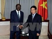 L'UNCTAD promeut les relations Vietnam-Afrique dans le cadre de la coopération Sud-Sud