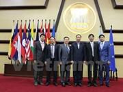 ASEAN-UE : coopération dans la gestion des frontières et des migrations