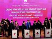 Le Vietnam continue de promouvoir l'égalité des sexes