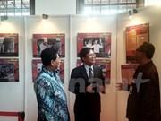 Expo sur les relations diplomatiques Vietnam – Indonésie à Jakarta