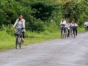 Bons résultats dans la construction de routes à Ninh Binh