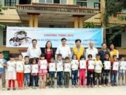 Vinh Phuc attire deux millions de dollars d'aides des ONG